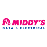 Midday Data & Electrical Logo